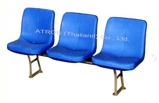 เก้าอี้สนามกีฬาติดตั้งบ